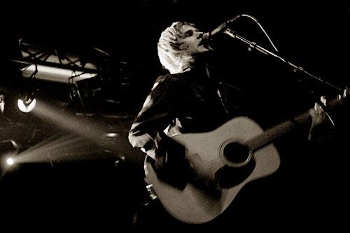 2004-10-01 - Alexander Durefelt performs at Sticky Fingers, Göteborg