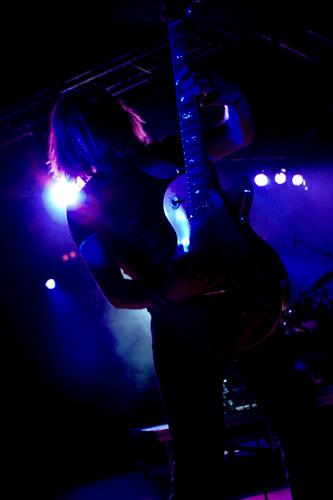 2005-07-14 - Mustasch performs at Arvikafestivalen, Arvika