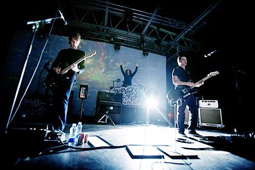 2006-03-20 - Mew performs at Arenan, Stockholm