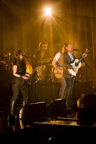 2008-01-09 - Grammisgalan performs at Globen, Stockholm