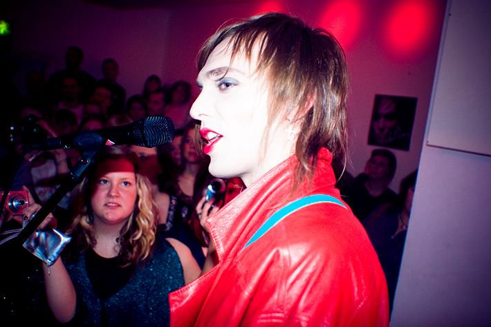 2008-01-17 - Moto Boy performs at Babel, Malmö