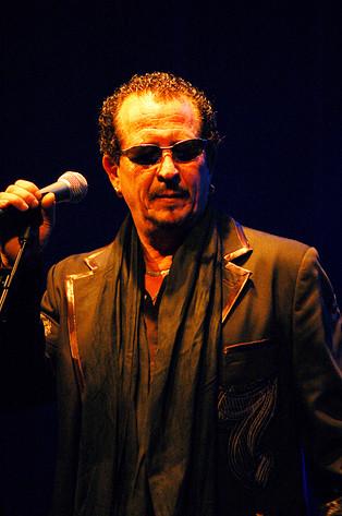 2008-01-19 - Benjamin Escoriza performs at Södra Teatern, Stockholm