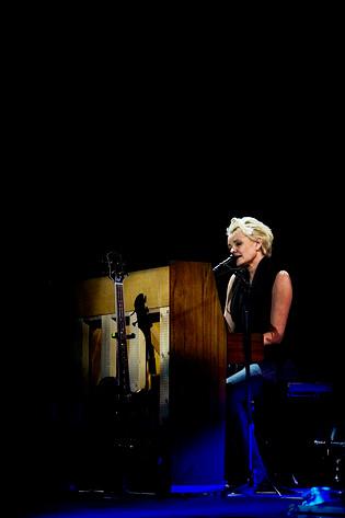 2008-02-26 - Eva Dahlgren spelar på Cirkus, Stockholm