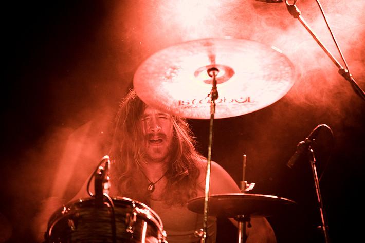 2008-06-04 - Graveyard spelar på Sweden Rock Festival, Sölvesborg