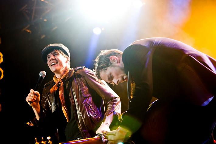 2008-06-28 - Håkan Hellström spelar på Peace & Love, Borlänge
