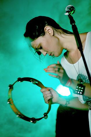 2008-07-04 - Du Pacque spelar på Arvikafestivalen, Arvika