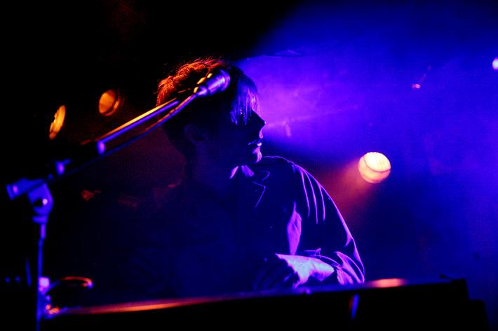 2008-12-26 - White Moose spelar på Debaser Slussen, Stockholm