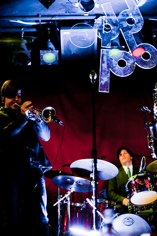 2009-01-17 - Oddjob performs at Fasching, Stockholm