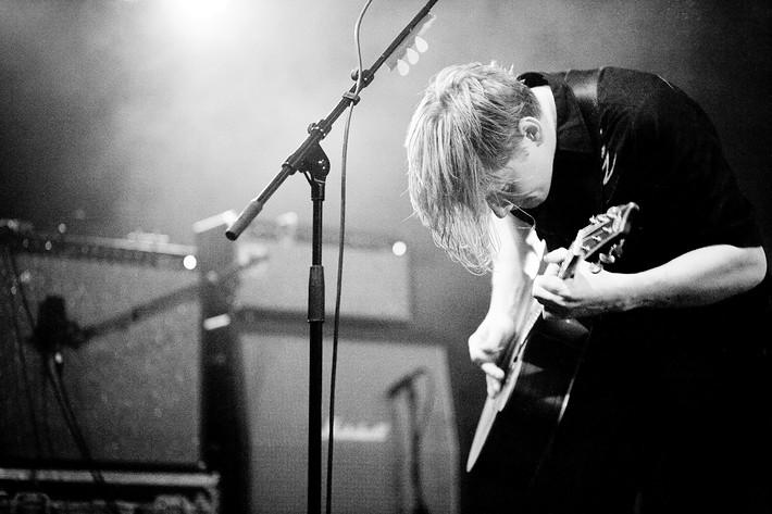 2009-01-31 - Johnossi spelar på Amplified, Umeå
