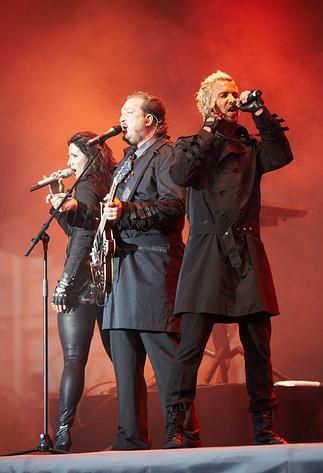 2009-07-02 - Ace Of Base spelar på Sundsvalls gatufest, Sundsvall