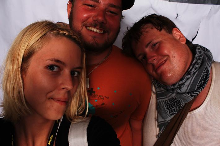 2009-07-03 - Rockfotostudion spelar på Arvikafestivalen, Arvika
