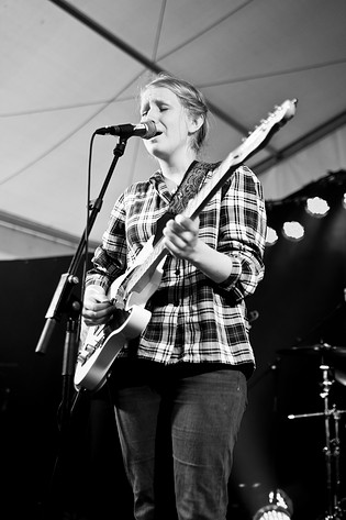 2009-07-11 - Bonne Idee spelar på Hultsfredsfestivalen, Hultsfred