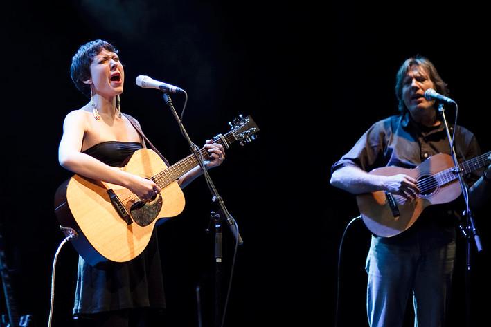 2009-09-26 - Alela Diane performs at Södra Teatern, Stockholm