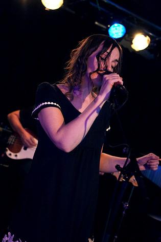 2009-10-30 - Cranes performs at Parken, Göteborg