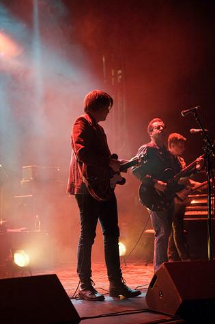 2009-11-23 - Markus Krunegård spelar på Södra Teatern, Stockholm