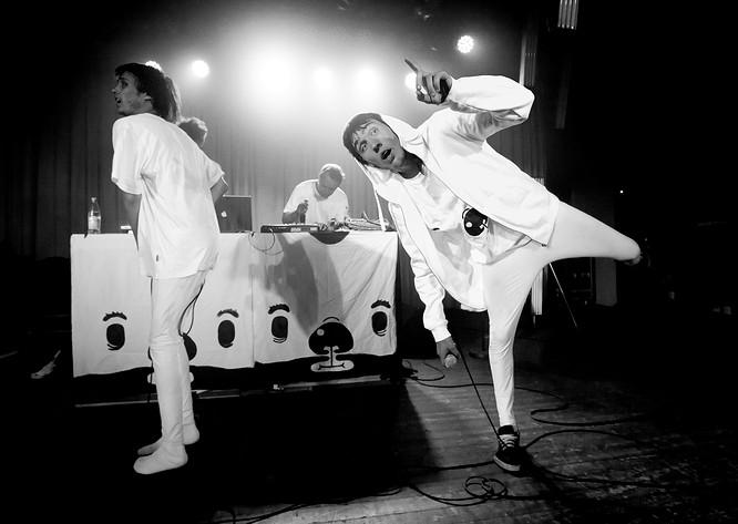2010-07-17 - Den Svenska Björnstammen spelar på Arvikafestivalen, Arvika