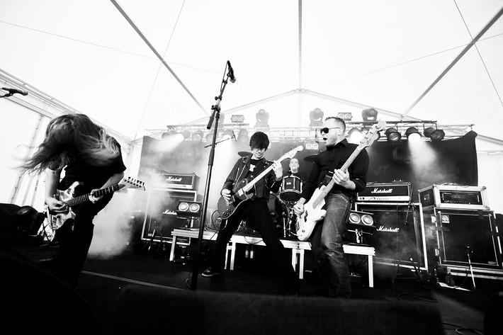 2010-07-10 - Sator spelar på Stadsfesten, Skellefteå