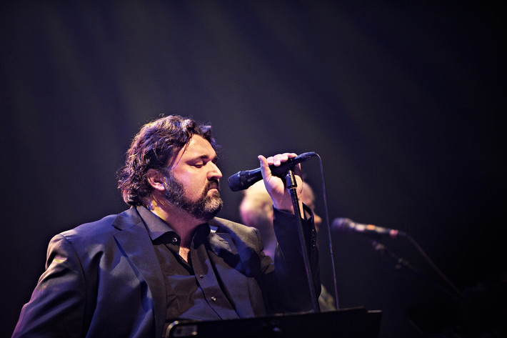 2011-02-15 - I Ljuset Av Cornelis spelar på Cirkus, Stockholm