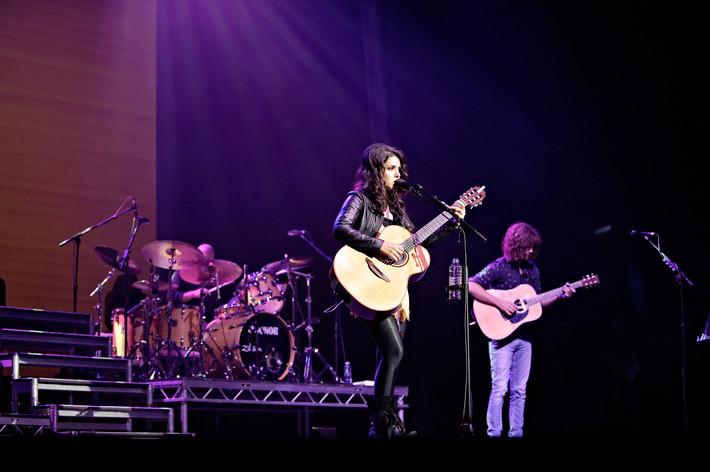 2011-05-22 - Katie Melua spelar på Cirkus, Stockholm