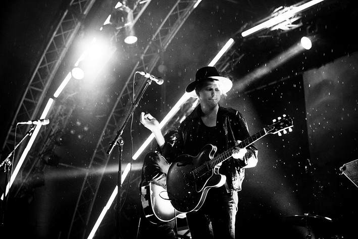 2011-08-21 - Serenades spelar på Malmöfestivalen, Malmö