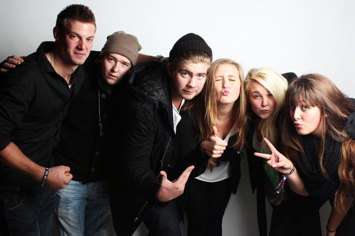 2011-10-28 - Rockfotostudion spelar på Rookiefestivalen, Hultsfred
