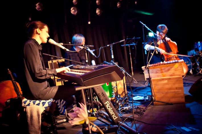 2012-01-25 - Big Fox spelar på Inkonst, Malmö