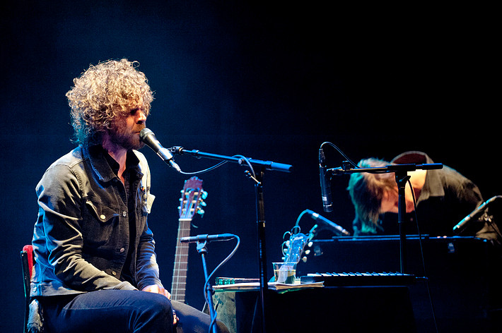 2012-01-27 - Hederos & Hellberg performs at Södra Teatern, Stockholm