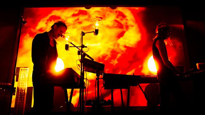 2012-01-27 - Kite performs at Debaser Medis, Stockholm