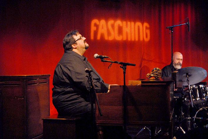 2012-01-28 - Joey DeFrancesco Trio performs at Fasching, Stockholm