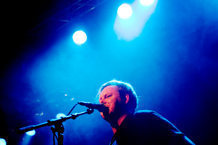 2012-01-28 - Mattias Alkberg performs at Debaser Medis, Stockholm