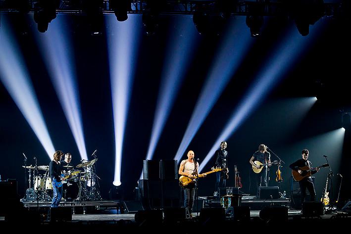 2012-02-09 - Sting spelar på Lisebergshallen, Göteborg