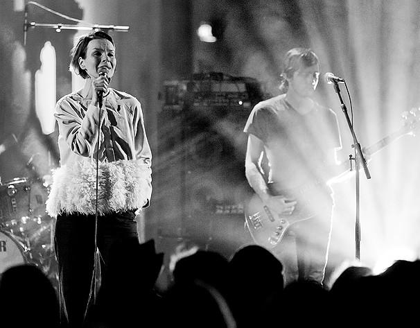 2012-02-18 - Anna Järvinen performs at ByLarm, Oslo