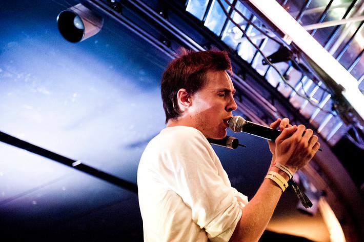 2012-03-30 - Den Svenska Björnstammen spelar på Umeå Open, Umeå