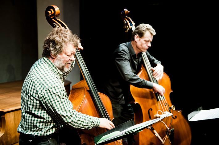 2012-04-13 - Danielsson/Spering spelar på Forum, Stockholm