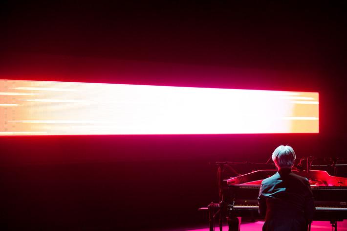 2012-10-05 - alva noto + Ryuichi Sakamoto performs at Uppsala Konsert & Kongress, Uppsala