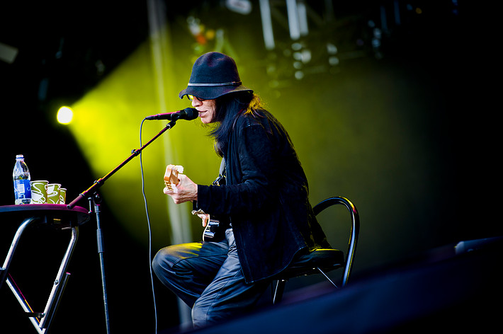 2013-08-09 - Rodriguez performs at Way Out West, Göteborg
