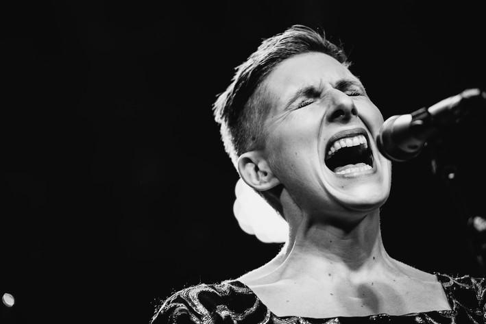 2014-02-05 - Anja Bigrell performs at Kulturbolaget, Malmö