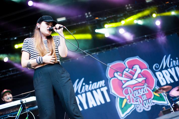 2014-07-11 - Miriam Bryant spelar på Siesta!, Hässleholm