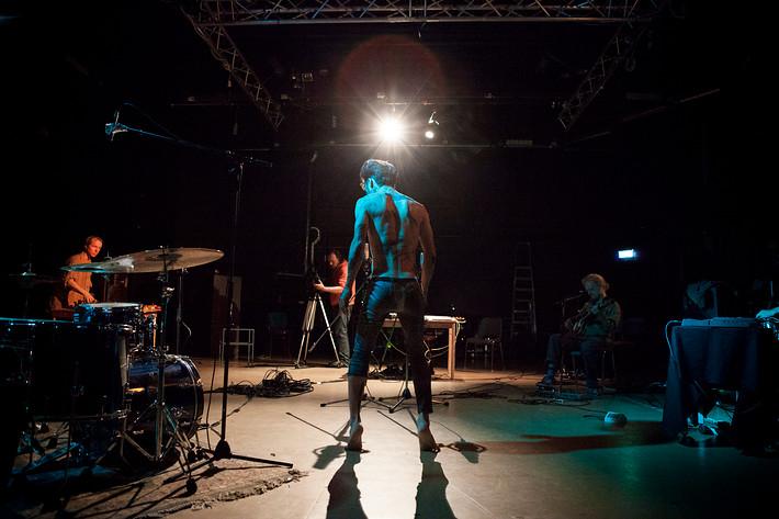 2014-09-12 - Multiversal North spelar på Fylkingen, Stockholm