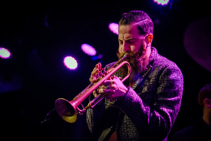 2015-02-22 - Avishai Cohen Triveni performs at Fasching, Stockholm