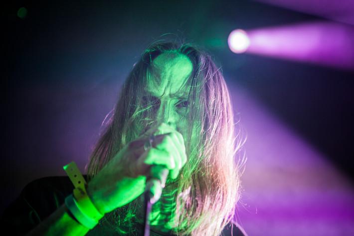 2015-02-27 - Binary Creed spelar på House of Metal, Umeå