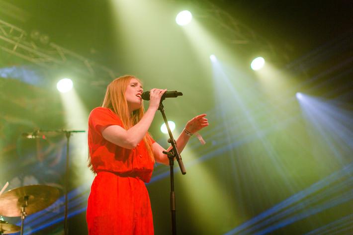 2015-08-13 - Noonie Bao spelar på Way Out West, Göteborg