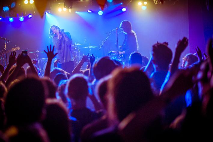 2015-08-29 - Deportees performs at Popaganda, Stockholm