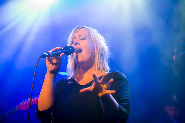 2015-10-16 - Alice Russell performs at Södra Teatern, Stockholm