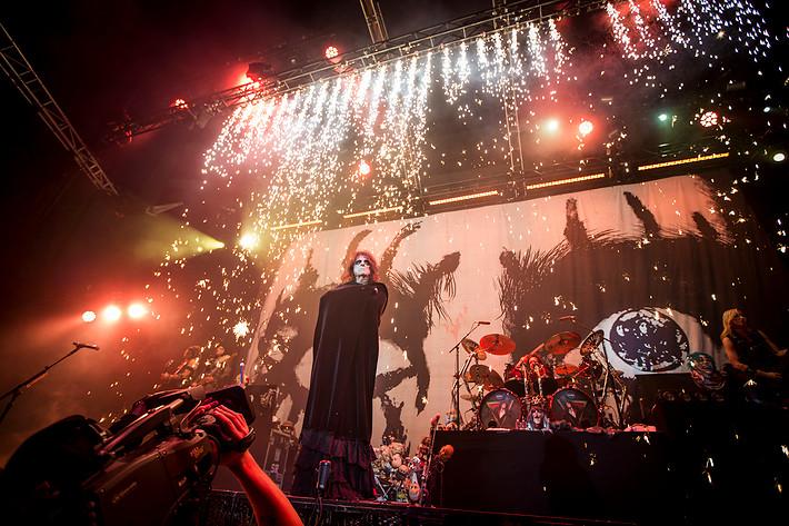 2015-11-16 - Alice Cooper performs at Globen, Stockholm