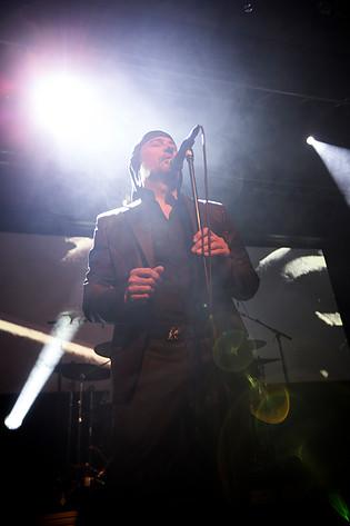 2016-01-17 - Laibach spelar på Debaser Medis, Stockholm