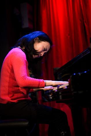 2016-02-04 - Helen Sung spelar på Fasching, Stockholm