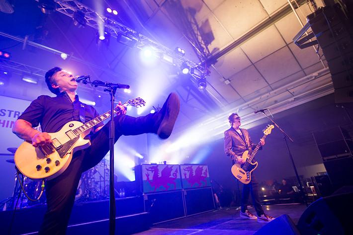 2016-04-22 - Manic Street Preachers spelar på Münchenbryggeriet, Stockholm