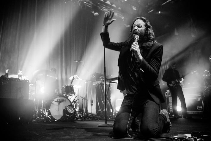 2016-05-30 - Father John Misty spelar på Trädgår'n, Göteborg
