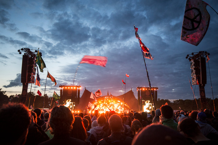 2016-06-29 - Red Hot Chili Peppers performs at Roskildefestivalen, Roskilde